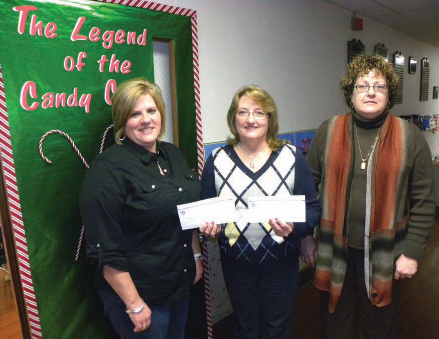 Money Raised to Benefit St. Mary School