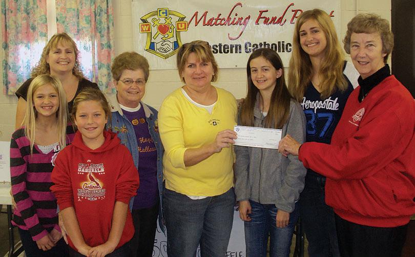 Matching Fund Sacred Heart Ozora Parish